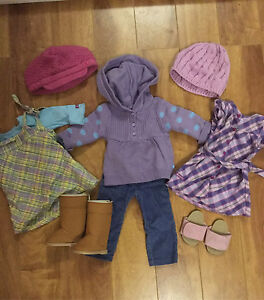American Girl  Mix and Match 9pc Lot