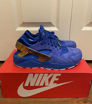 Undefeated x Nike Air Huarache Run Premium QS 'Los Angeles' VNDS Men's Size 9.5