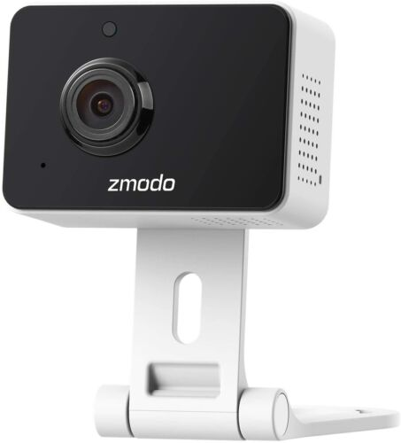 Zmodo 1080p Mini WiFi Pet Camera Two-Way Audio Security Camera with Night Vision