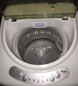 MINT Small Haier portable washer ...canDeliver