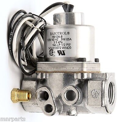Middleby Conveyor Pizza Oven Solenoid Gas Valve Part 28091-0017 Same Day Ship