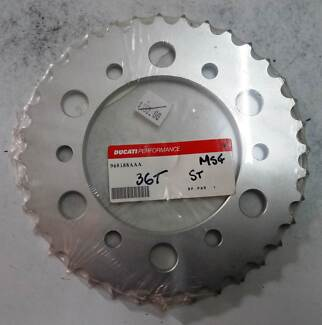 Ducati Rear Alloy Sprockets