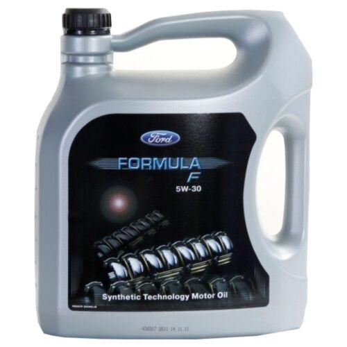 ford 5w 30 formula f original motor l 5 liter wss m2c913 c. Black Bedroom Furniture Sets. Home Design Ideas