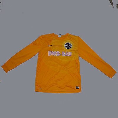 Fussball Torwart Trikot ( matchworn) Langarm, Gr. L Goalie Jersey BFC Dynamo online kaufen