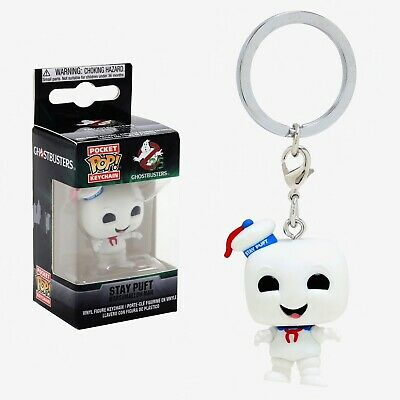Funko Pocket Pop Keychain: Ghostbusters™ - Stay Puft Marshmallow Man Item #39493](Ghostbusters Marshmallow Man)