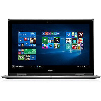 "Dell Inspiron i5578-10050GRY 15.6"" FHD Intel Core i7 7500U 2 in 1 Laptop"