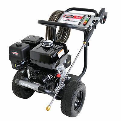 Simpson Powershot 3800 Psi 3.5 Gpm Gas Pressure Power Washer Powered By Honda