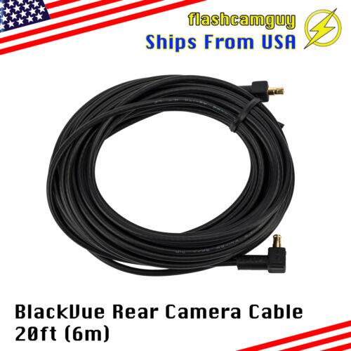 BlackVue Rear Camera Cable CC-6 20ft (6m)