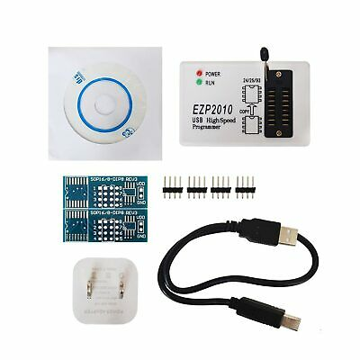 Ezp2010 High Speed Spi Flash Bios 242593 25t80 Offline Programmer Support Win7
