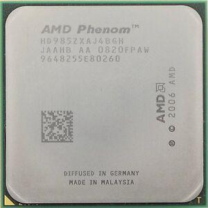 AMD-Phenom-X4-9850-HD985ZXAJ4BGH-4-Nucleos-2-5-GHz-2-0-GHz-HT-Black-Edition