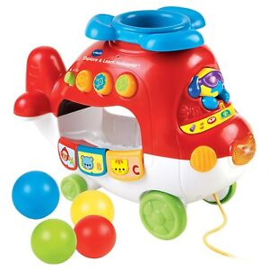 vTech helicopter toy