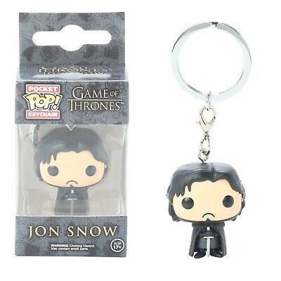 Jon Snow Game of Thrones Pocket POP! Keychain