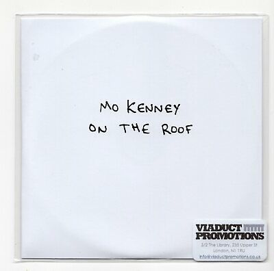 (IV366) Mo Kenney, On The Roof - 2018 DJ CD