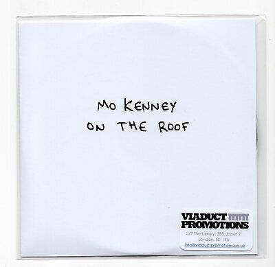 (IW195) Mo Kenney, On The Roof - 2018 DJ CD