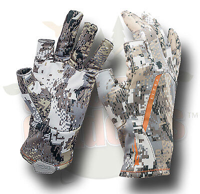 LG Sitka Gear Fanatic Gloves Optifade Elevated II 90089-EV-L