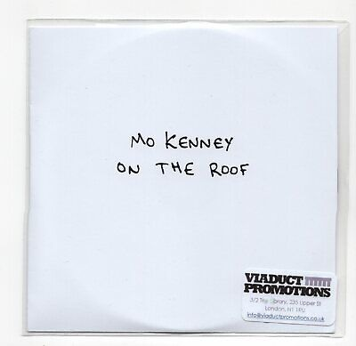 (IV638) Mo Kenney, On The Roof - 2018 DJ CD