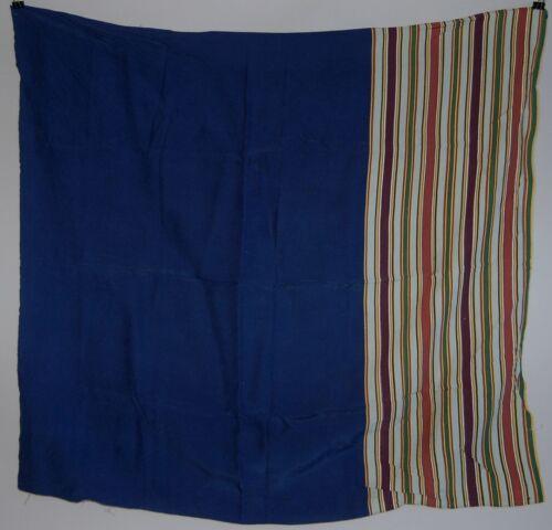 Furoshiki wrapping cloth or scarf, stripes, cotton blend, Japan