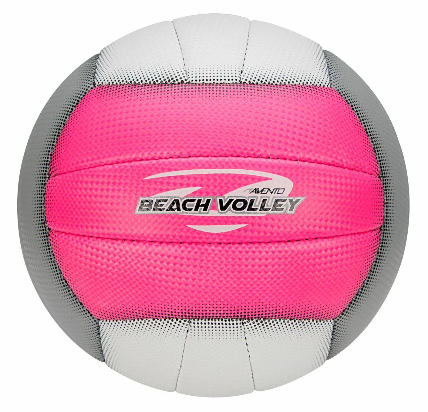 Avento Strandvolleyball Soft Touch Jump-floater Rosa/Weiß/Grau