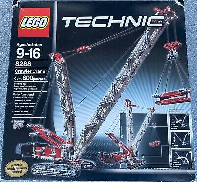 LEGO Technic Crawler Crane (8288) - Rare