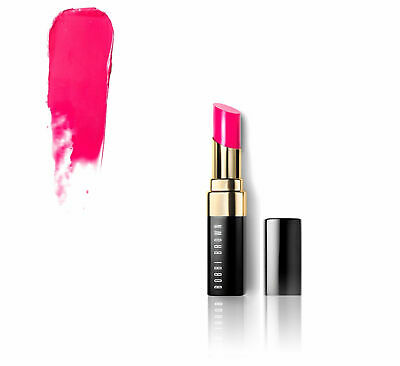 Bobbi Brown Oil (Bobbi Brown Nourishing Lip Color Oil Infused Shine Bright Raspberry .08 oz. NIB)