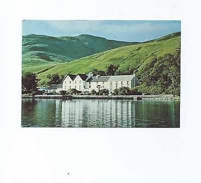Colour Postcard of The Leenane Hotel,  Leenane, Ireland