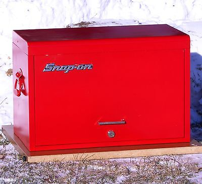 Snap On Kra 59 K Top Chest 9 Drawer Tool Box 26 Quot X 17 3 16