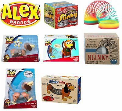 Alex Brands - Original & Retro Slinky and Toy Story Slinky Dog