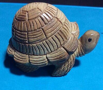 Meerschaum Tortoise, Nice Little Souvenir From Turkey..