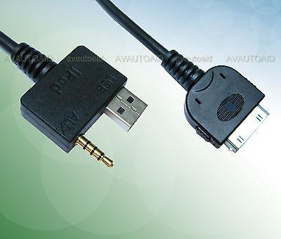 Ipod Iphone To 2009-2012 Kia Rio Sorento Audio Cable