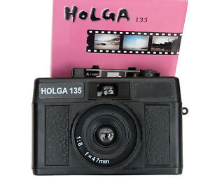 Holga 135 35mm Point and Shoot Film Camera