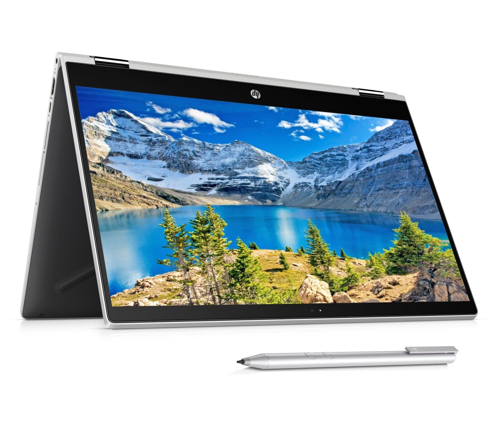 NEW HP X360 15.6 FHD Touch Intel i3-8130U 1TB HDD 16GB Optan
