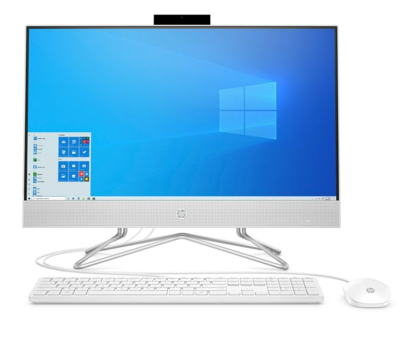 Hp All-in-one Desktop Touchscreen 24-df0170