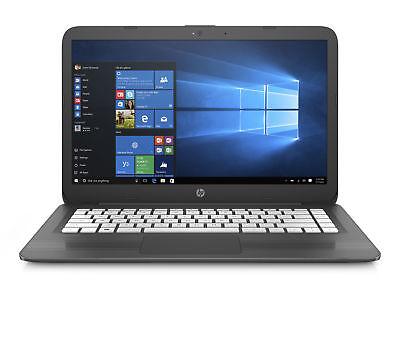 "Laptop Windows - HP 14-cb112wm Stream 14"" Laptop, Intel N4000, 4GB RAM, 32GB eMMC Storage,"