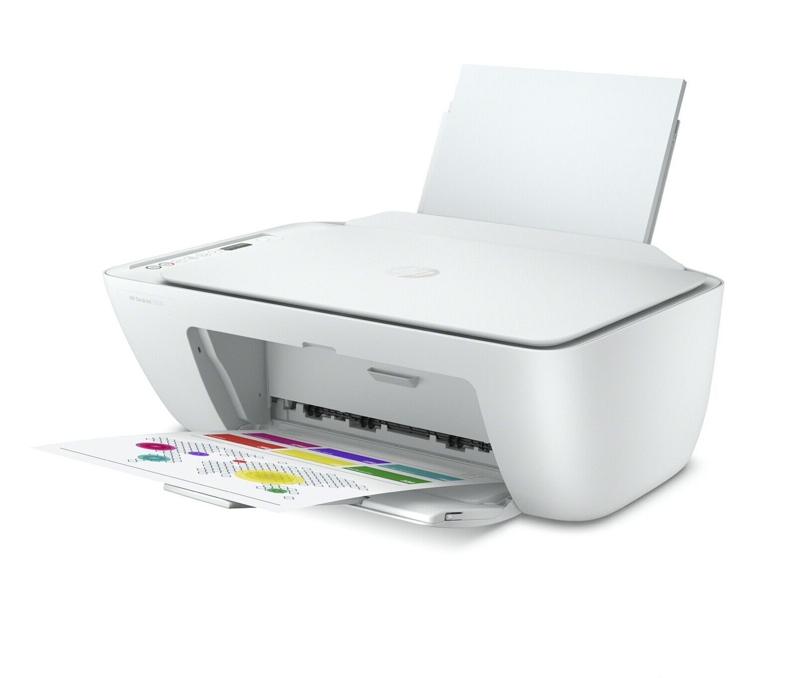 Hp deskjet 2710 all-in-one - imprimante multifonctions jet d'encre couleur a4 -