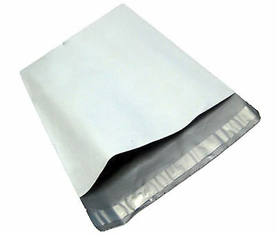 500 5x7 Poly Mailer Plastic Shipping Mailing Bag Envelopes Polybags Polymailer
