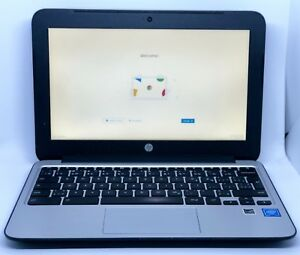 "Hp 11.6"" Chromebook (Intel Celeron/32 GB/4GB RAM/Chrome OS)"
