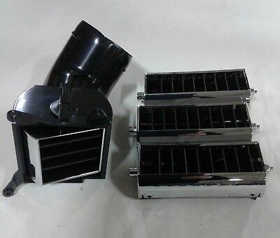 73-80 Chevrolet & GMC Pickup Truck Blazer & Suburban Crew Dash Vent Outlet Kit