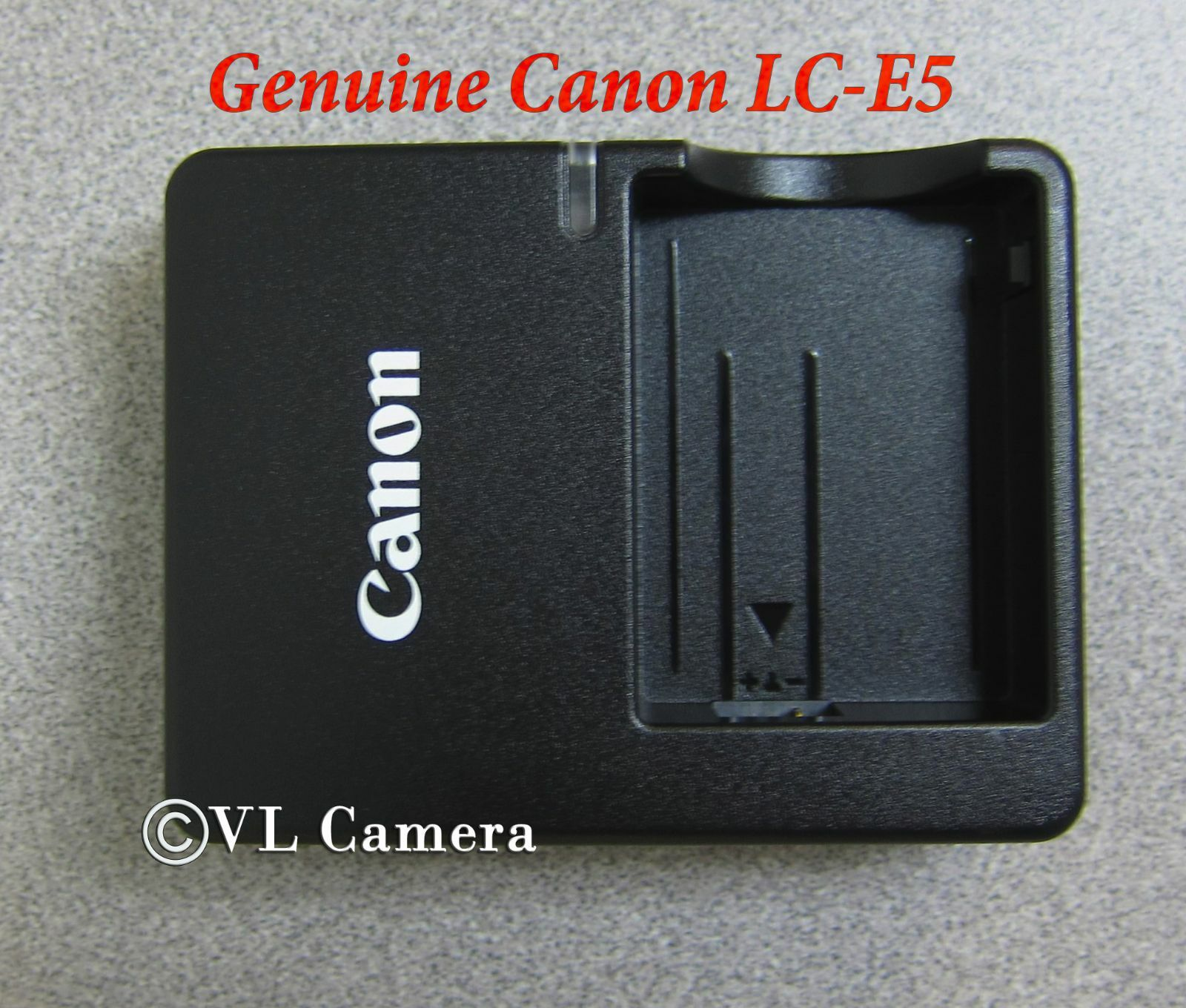 Canon Lc-e5 Charger For Lp-e5 - Eos Rebel T1i Xs Xsi 450d...