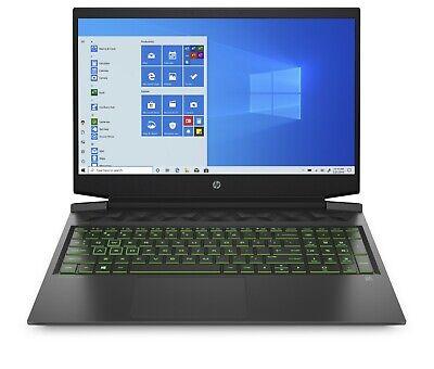 HP Pavilion 16 Gaming Laptop Intel Core i7-10750H 8GB RAM 256GB SSD GTX 1650 Ti