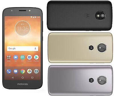 "NEW Motorola Moto E5 Play XT1920 4G 5.3"" Smartphone 16GB SIM-Free Unlocked"