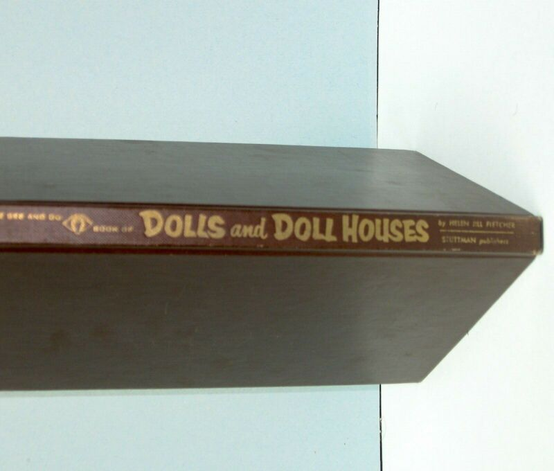 The See and Do Book of Dolls and Dollhouses - Helen J. Fletcher