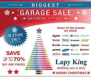 Biggest Garage Sale - Top Brands at lowest price Rosebery Inner Sydney Preview