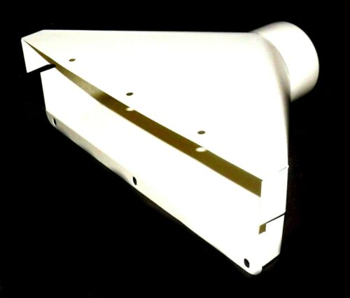 """15"""" PLANER DUST/CHIP HOOD/CHUTE FOR MOST 15""""PLANERS-REPAIR, REPLACE, RESTORE!"""