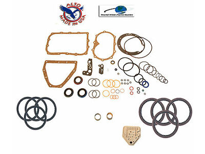 """A413 / A470 / A670 Transmission LS Kit 81-Up Stage 2             """"31TH 30TH"""""""