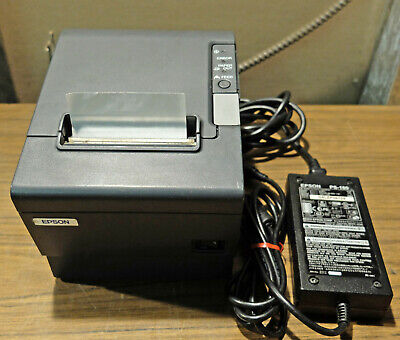 Epson Thermal Receipt Printer Tm-t88iv Model M129h