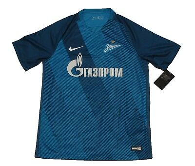 Nike Zenit St. Petersburg 2016/17 Football Soccer Jersey Shirt Top Dark M image