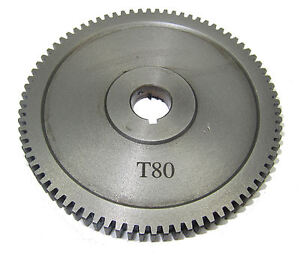 80 TEETH GEARS FOR MYFORD LATHE FOR ML7 / SUPER 7 ML10