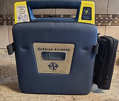 Cardiac Science Powerheart Aed G3 Wcase Expired Pads Battery Ready Kit