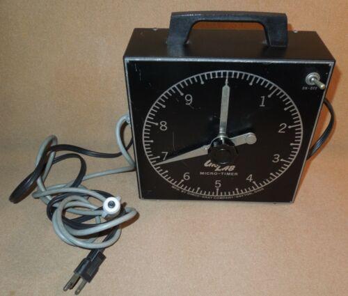 Gra-Lab Micro Timer Includes Original  Remote Button Attachment Darkroom