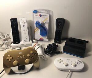 Accessoires de Wii